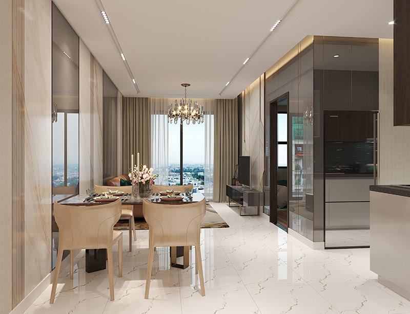 Giá bán dự án Opal Skyline Thuận An
