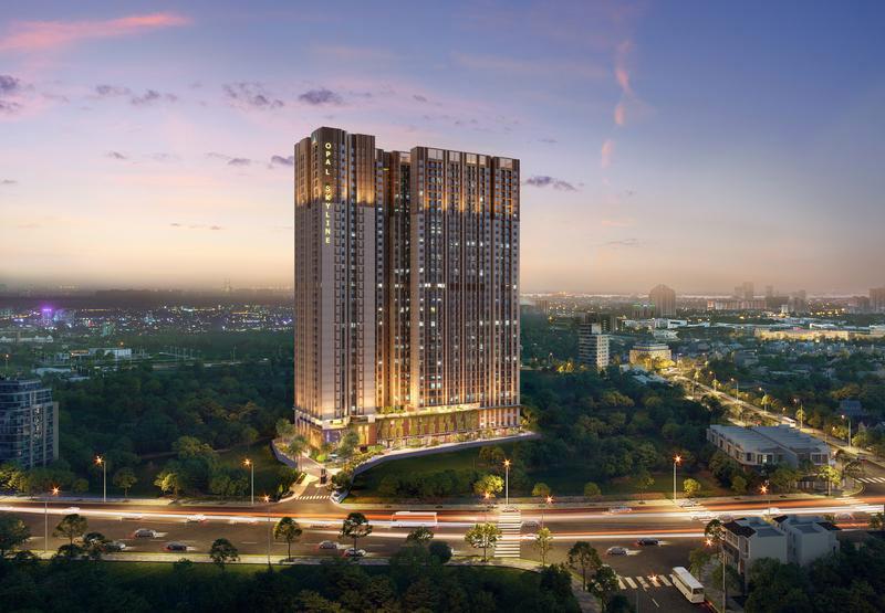 Dự án Opal Skyline dự kiến sẽ bàn giao vượt kế hoạch