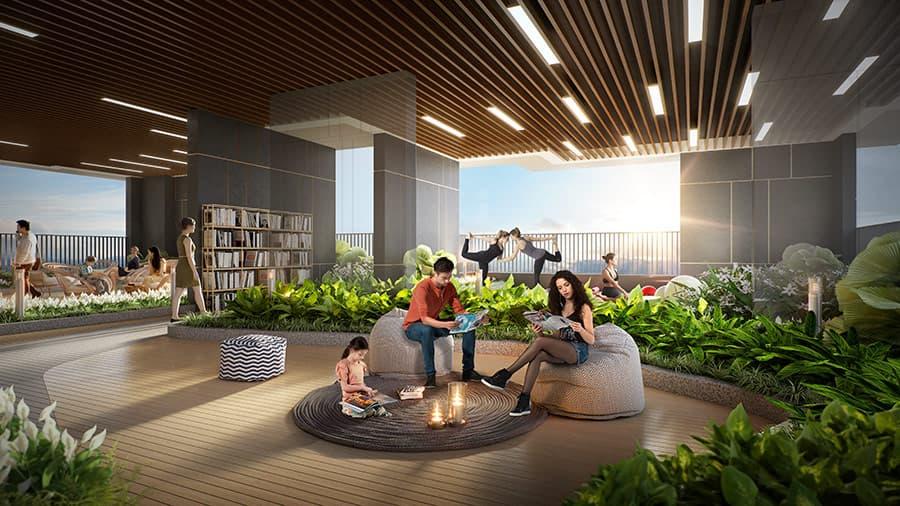 Tiện ích dự án Opal Skyline Thuận An có gì nổi bật?